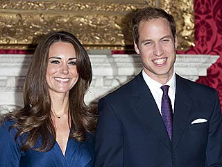 Prince William, Kate Middleton's Engagement Portrait Done