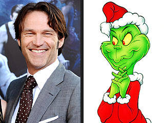How Stephen Moyer Will Kick Off Christmas