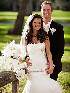 Survivor's Stephenie LaGrossa & Philadelphia Phillies' Kyle Kendrick Marry