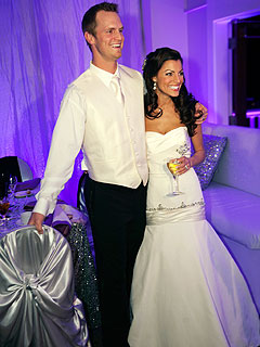 Survivor's Stephenie LaGrossa & Philadelphia Phillies' Kyle Kendrick Marry| Weddings, Survivor, Stephenie LaGrossa