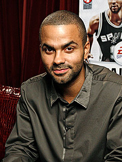 Tony Parker Talks Eva Longoria Divorce