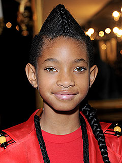 Willow Smith to Whip Her Hair on Dick Clark's New Year's Rockin' Eve | Willow Smith