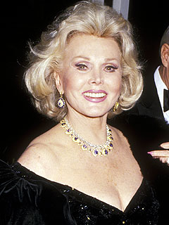 Zsa Zsa Gabor Home from Hospital for 94th Birthday | Zsa Zsa Gabor