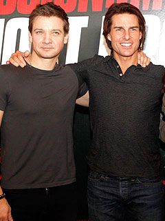 Mission Impossible, Tom Cruise: Jeremy Renner May Take Over