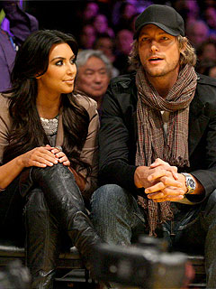 Kim Kardashian and Gabriel Aubry 'Dating a Little Bit,' Source Says