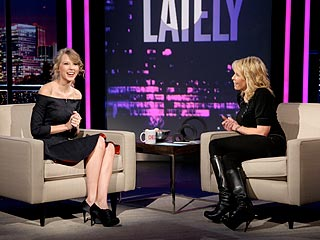 Taylor Swift: Why I Like Living Alone