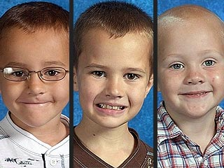 Three Young Brothers Missing After Dad's Suicide Attempt