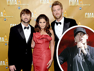 Eminem, Lady Antebellum Lead Grammy Nominees