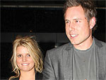 Jessica Simpson & Eric Johnson's Affectionate Club Night in L.A. | Jessica Simpson