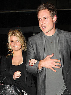 Jessica Simpson Gushes over Her First Christmas with Eric Johnson | Jessica Simpson