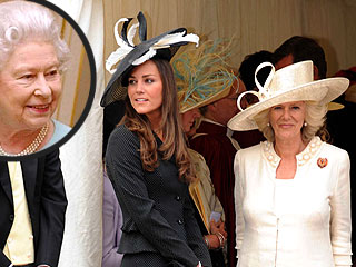 A Question of Curtsy: Who Will Bow Down to Kate Middleton