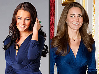 PHOTO: Meet Kate Middleton's Professional Lookalike