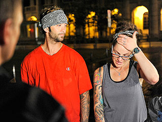 Amazing Race Recap: Nick and Vicki in China