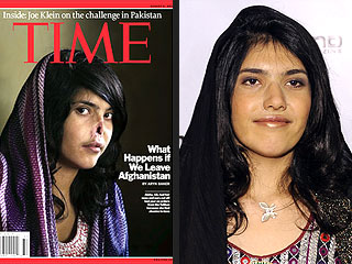 Time's Disfigured Cover Girl Gets Some Justice