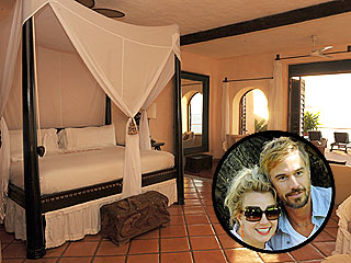Britney Spears Pictures Mexican Vacation