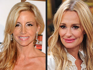 Taylor Armstrong's Real Housewives Costars Offer Condolences