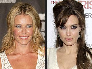 Chelsea Handler Criticizes Angelina Jolie – Again