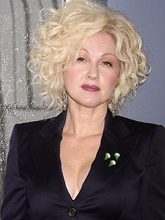 Cyndi Lauper Using Her Voice for Acceptance