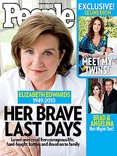 Elizabeth Edwards: Her Last Days