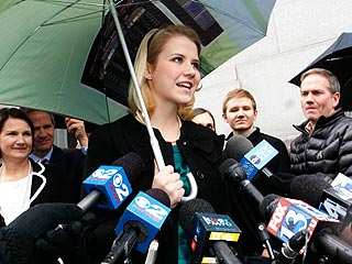 Elizabeth Smart Joins ABC News to Cover Missing Person Cases | Elizabeth Smart