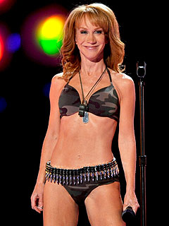 PHOTO: Kathy Griffin Flaunts a Killer Bikini Bod &#8211; at 50!