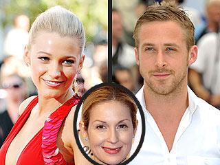 Blake Lively  on Blake Lively S Gossip Girl Mom Approves Of Ryan Gosling