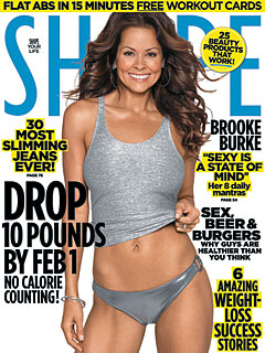 Brooke Burke: How I