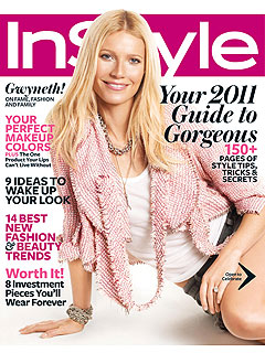 Gwyneth Paltrow: My Son Will Marry Faith Hill's Daughter