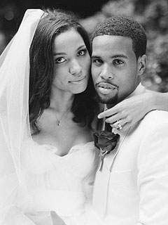 See Friday Night Lights's Jurnee Smollett's Wedding Photo