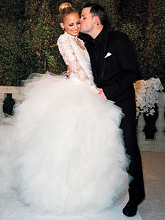 Nicole Richie's 'Magical' Wedding Night