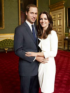 Prince William & Kate Middleton Share Two Official Engagement Photos| Weddings, Kate Middleton, Mario Testino, Prince William
