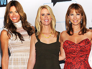 It's Official: Jill, Kelly, Alex & Cindy Not Returning to Real Housewives | Alex McCord, Jill Zarin, Kelly Bensimon