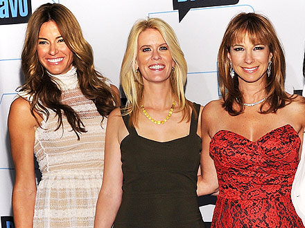 Jill Zarin, Kelly Bensimon & Alex McCord Will Not Return to Real Housewives | Alex McCord, Jill Zarin, Kelly Bensimon