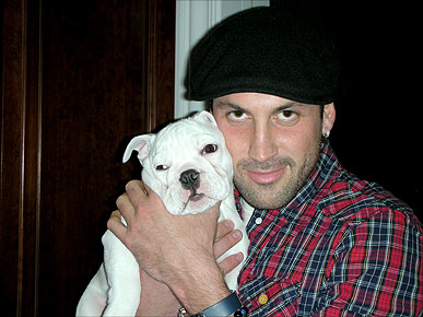Maksim Chmerkovskiy Has Fallen in Love – with His New Puppy!
