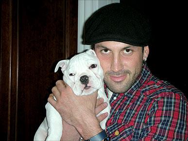 Maksim Chmerkovskiy Has Fallen in Love – with His New Puppy!