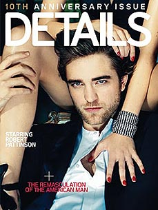 Robert Pattinson Bitten by Puppy Love