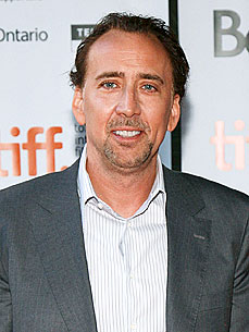 Nicolas Cage's Idea of S-s-serious Fun? Watching Snakes