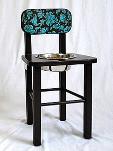 Etsy Fave! Is That a High Chair, Or a Water Bowl?