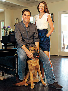 &#39;NCIS&#39; Actor Michael Weatherly&#39;s &#39;Starter Kid&#39;: His Puppy!