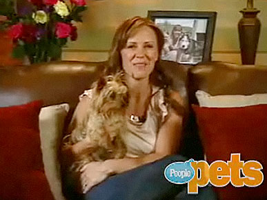 Trista Sutter: My Son's First Word Was 'Dog'