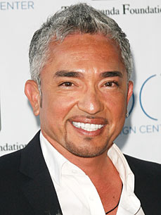 Cannonball! Cesar Millan&#39;s Pack Spends Summer at the Pool