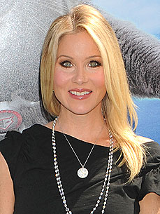 Christina Applegate: &#39;My Cat Used to Talk to Me&#39;