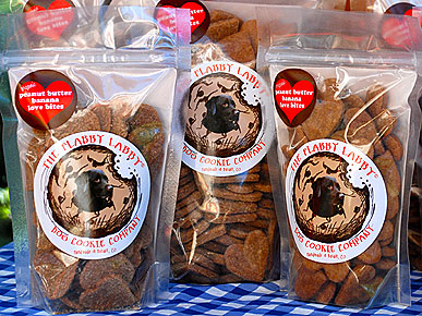 Flabby Labby's Handmade Treats: Good Enough (For You!) to Eat