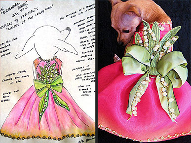 Canine Couture Makes Dogs Look Like Works of Art