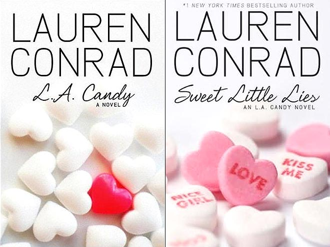 Lauren based the main character in her L.A. Candy novels on herself. What is the character's name? | Lauren Conrad