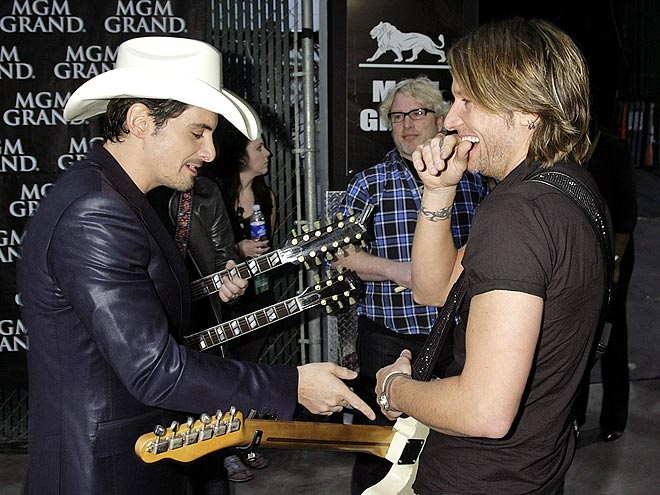 BRAD PAISLEY & KEITH URBAN photo | Brad Paisley, Keith Urban