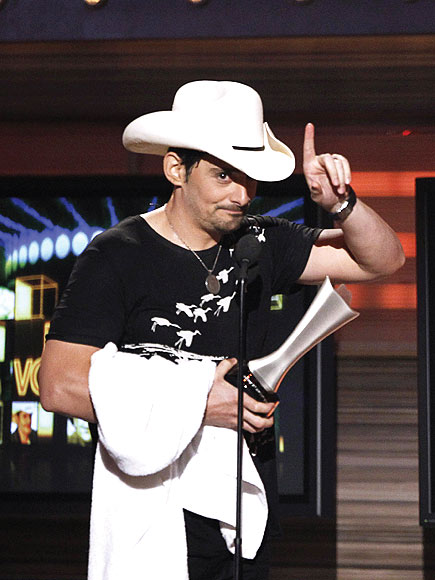 BRAD PAISLEY photo | Academy of Country Music Awards, Brad Paisley