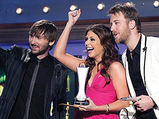 Lady Antebellum Dominates ACM Awards