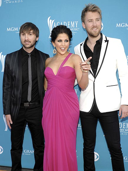LADY ANTEBELLUM photo | Academy of Country Music Awards, Lady Antebellum