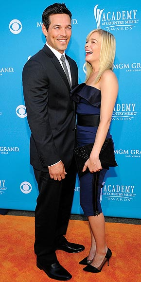 LEANN RIMES & EDDIE CIBRIAN photo | Academy of Country Music Awards, LeAnn Rimes